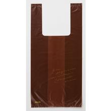 レジ袋 ブラウンG